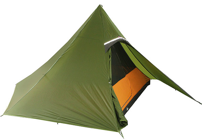 Luxe Outdoor - Tente Sil Hexpeak F6a