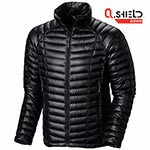 Mountain Hardwear - Doudoune homme Ghost Whisperer Down Jacket Black
