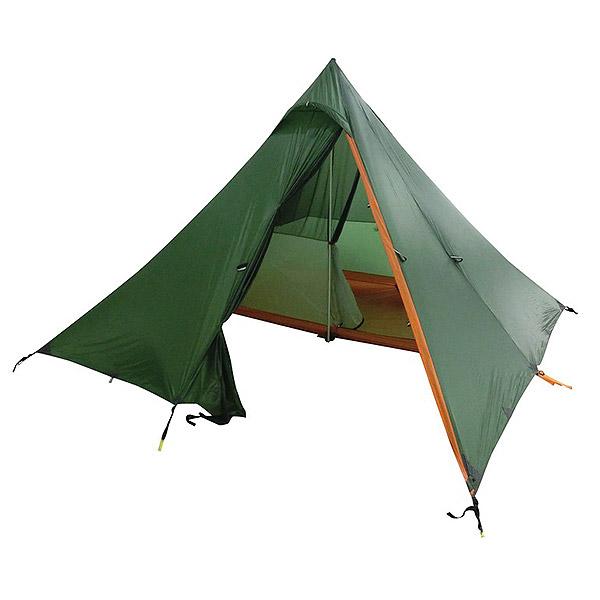 Nigor demi chambre pour tente wickiup 4 for Tente deux chambres