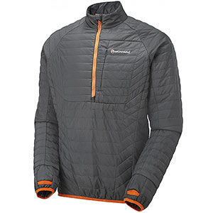 Montane - Pull en isolation synth�tique Fireball Verso Pull-On