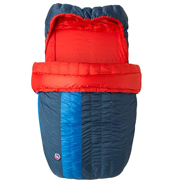 Big Agnes - Sac de couchage double King Solomon 15