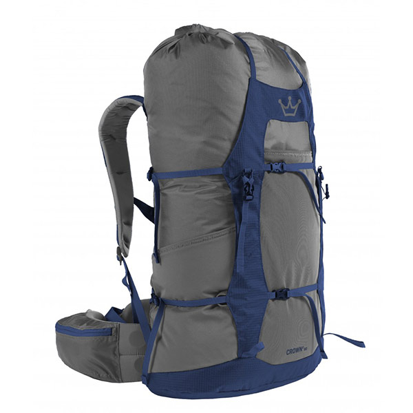 Granite Gear - Sac à dos Crown2 60 Women's- Flint Midnight Blue