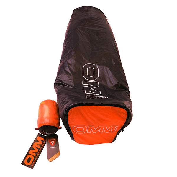 OMM - Mountain Raid PA 1.0 demi-sac de couchage