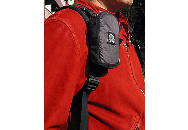 Granite Gear - Shoulder Strap Pocket