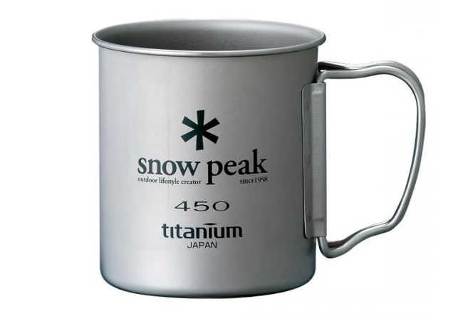 Snow Peak - Single 450 Cup