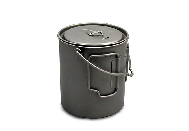 TOAKS - Titanium 750ml Pot with Bail Handle