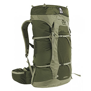 Granite Gear - Sac à dos Crown2 60 - Fatigue Dried Sage