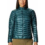Mountain Hardwear - Doudoune Femme Ghost Whisperer Down Jacket (Dive)
