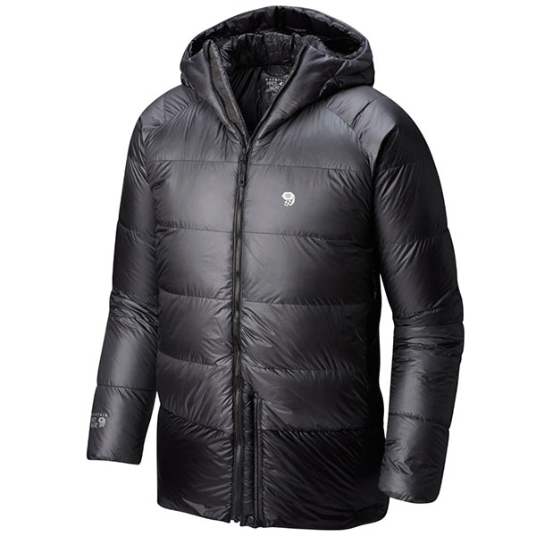 Mountain Hardwear - Men's Phantom Hooded Down Jacket (Shark)