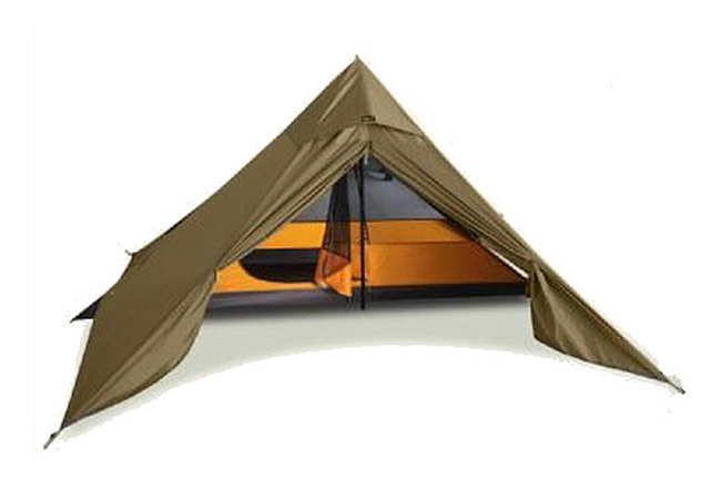 Luxe Outdoor - Tente Mini Peak II