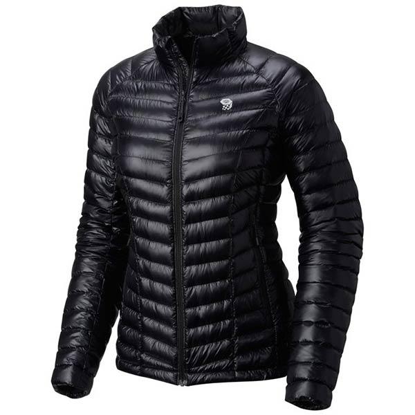 Jacket Femme Mountain black Hardwear Down Ghost Whisperer Doudoune Y6Uw6qS