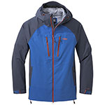 Outdoor Research - Veste de ski de rando Men's Skyward II Jacket (Cobalt/Naval blue)