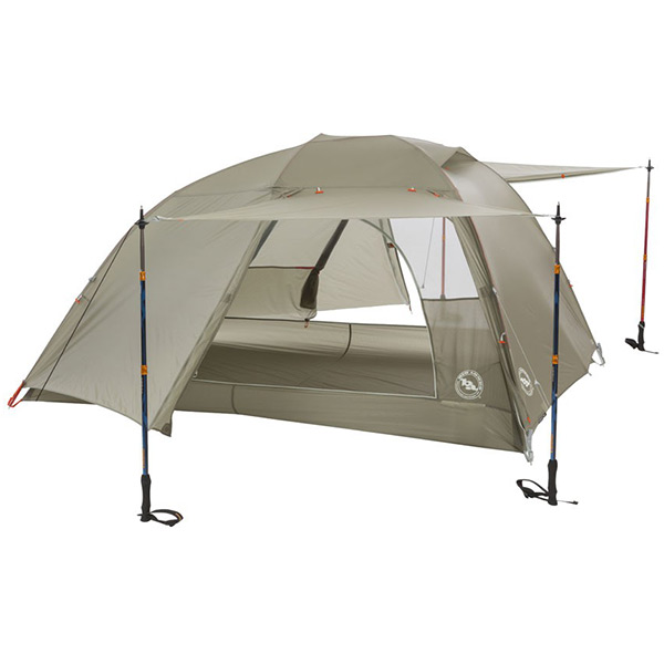 Big Agnes - Tente Copper Spur HV UL3 (High Volume) Olive