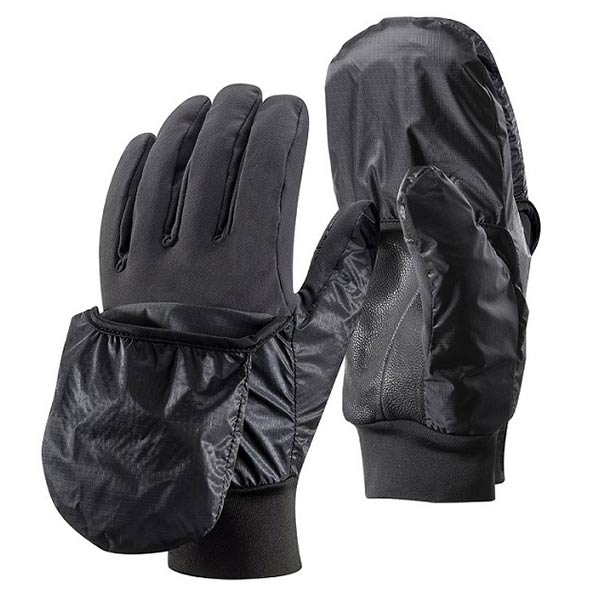 Black Diamond - Gants Wind Hood Softshell Gloves