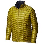 Mountain Hardwear - Doudoune Homme Ghost Whisperer Down Jacket (Dark Citron)
