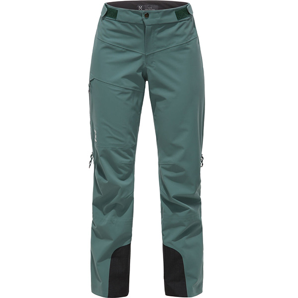Haglöfs - Pantalon femme L.I.M Touring PROOF (Willow green)