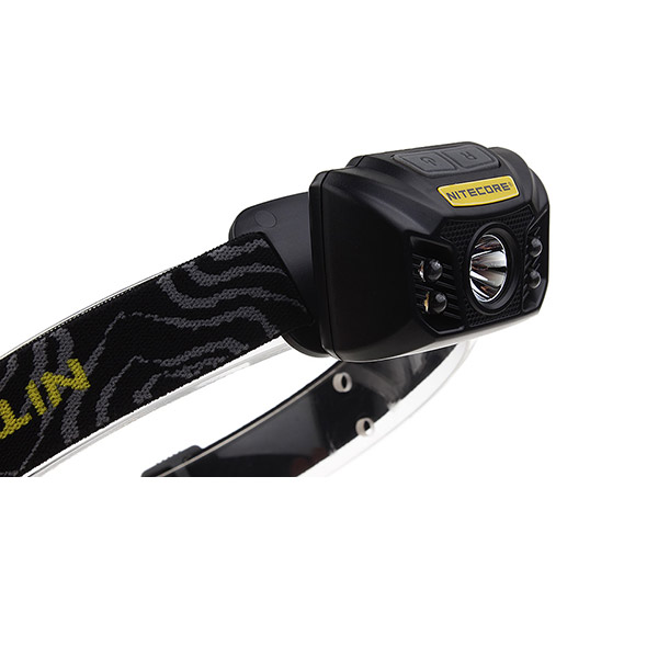 Nitecore - Lampe frontale rechargeable NU30