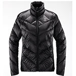 Haglöfs - Doudoune femme L.I.M Essens Jacket (True Black)