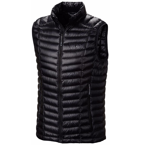 Mountain Hardwear - Doudoune homme Ghost Whisperer Down Vest Black