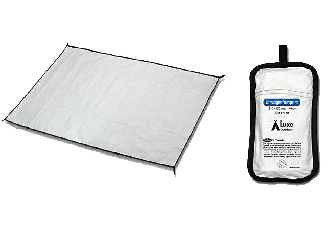 Luxe Outdoor - Ultralight Footprint 210 x 150