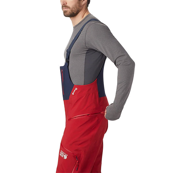 Mountain Hardwear - Mens Exposure2 GoreTex Pro Bib