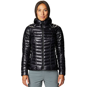 Mountain Hardwear - Doudoune Femme Ghost Whisperer/2 Hoody (Black)