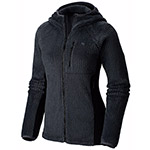Mountain Hardwear - Monkey Femme Pro Hooded Jacket Black