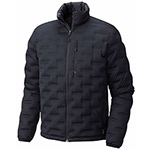 Mountain Hardwear - Doudoune Homme StretchDown DS Jacket Black