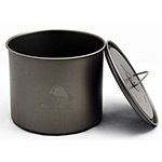 TOAKS - Titanium 550ml Pot without Handle