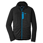Outdoor Research - Veste Men's Deviator Hoody (Black/Tahoe)