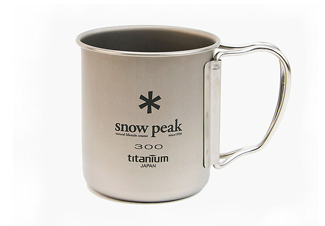 Snow Peak - Single 300 Cup