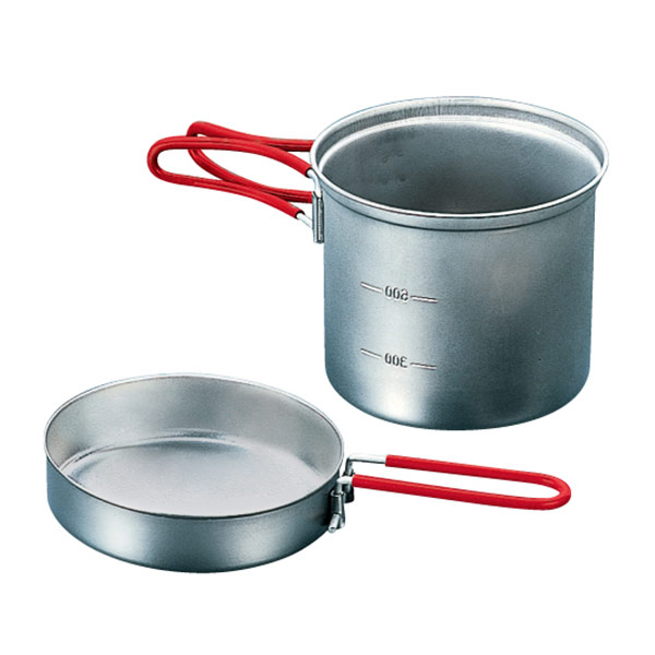Evernew - Ti Ultralight Deep Pot 900ml