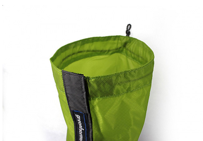 Green Hermit - Guêtres Ultralight Running Gaiters