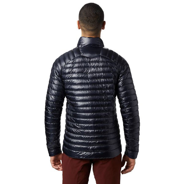 Mountain Hardwear - Doudoune Homme Ghost Whisperer/2 Jacket (Dark Zinc)