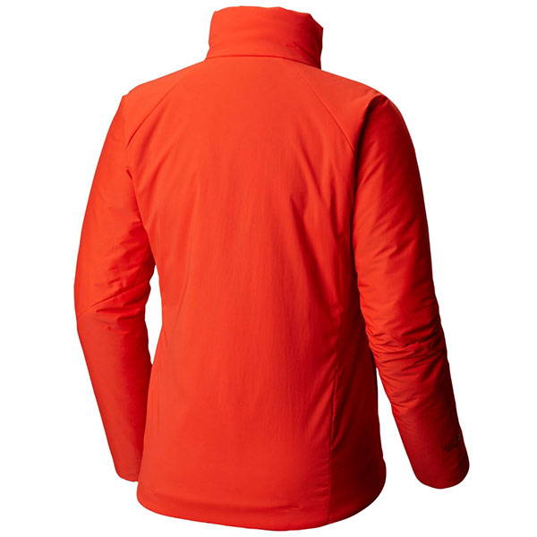 Mountain Hardwear - Doudoune Femme Kor Strata Jacket (Fiery Red)