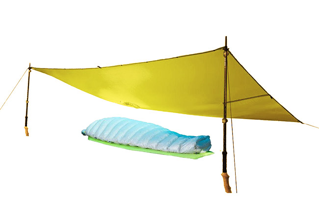 Sea to summit - Ultra-Sil ® Nano Tarp-Poncho