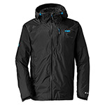 Outdoor Research - Men's Helium HD Jacket (Black Hydro)