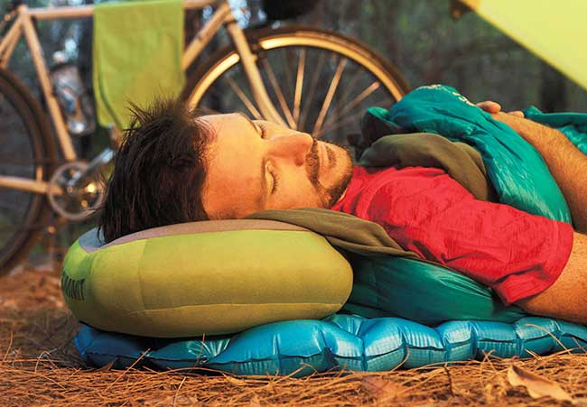 Sea to summit - Matelas gonflant Confort Light Large (+Airstream Pumpsack)