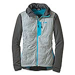 Outdoor Research - Veste Women's Deviator Hoody (Alloy/Pewter)