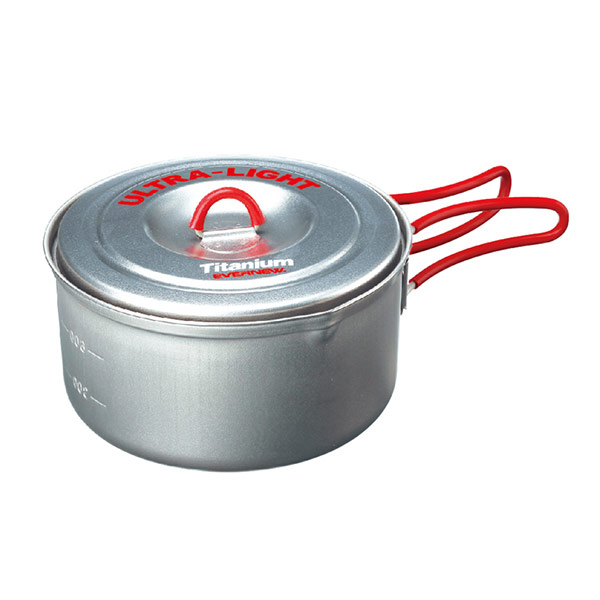 Evernew - Ti Ultralight Pot 900ml