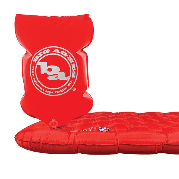 Big Agnes - Matelas Insulated AXL Air Regular Mummy