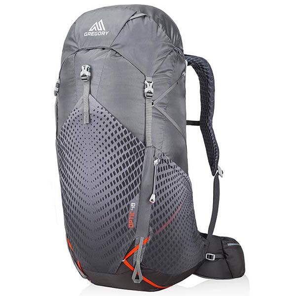 Gregory - Sac à dos Optic 48 (Lava Grey)