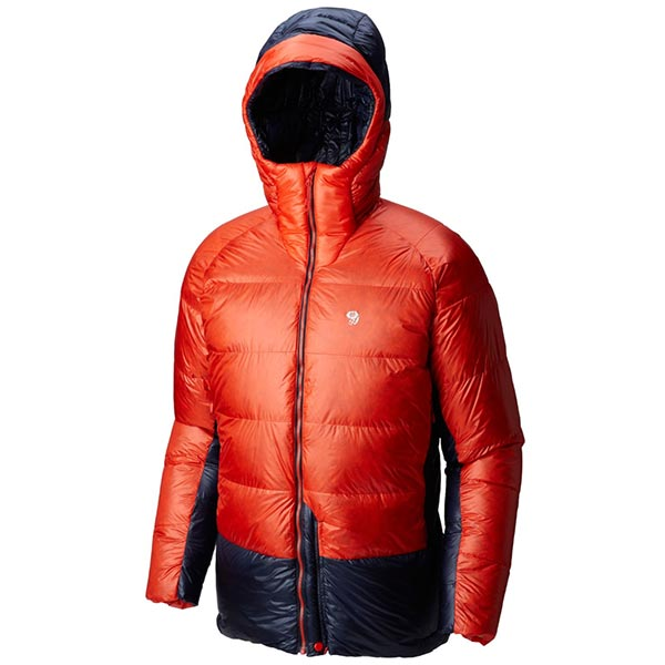 Mountain Hardwear - Men's Phantom Hooded Down Jacket (Fiery Red)