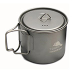 TOAKS - LIGHT Titanium 550ml Pot