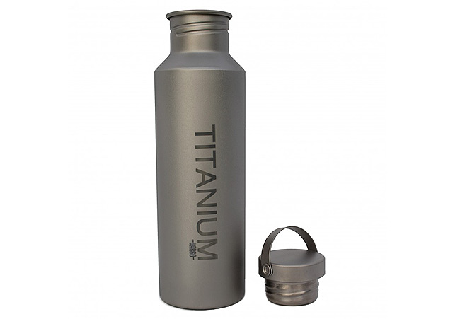 Vargo - Gourde titane Titanium Water Bottle with TI Lid