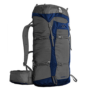 Granite Gear - Sac à dos Crown2 38 - Flint Midnight Blue
