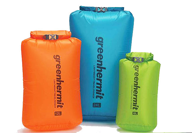 Green Hermit - UltraLight-Dry Sack