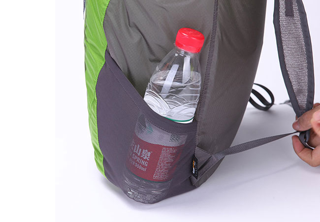 Green Hermit - sac à dos Ultralight Zipper Daypack 23L