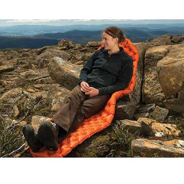 Sea to summit matelas gonflant ultralight insulated small - Matelas le plus confortable ...