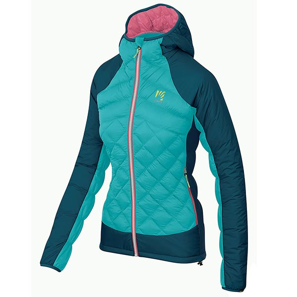 Karpos - Lastei Active Plus W Jacket (Moroccan Blue Bluebird)